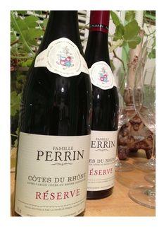 Wine Wednesday : 2010 Perrin Reserve Cotes du Rhone | tedkennedywatson.com