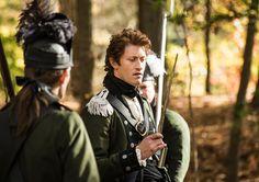 TURN: John Graves Simcoe (Samuel Roukin) in Ep 2.03 | Photo by Antony Platt/AMC