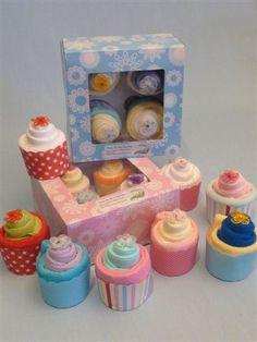 Cup Cakes I would like to make for the babypreneur division.