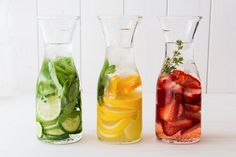 Infused Water: How to Make It, Tips, & Recipe Ideas – Goodish Healthy Food Infused Water Recipes, Fruit Infused Water, Fruit Water, Infused Waters, Water Water, Water Bottle, Healthy Eating Tips, Healthy Nutrition, Healthy Drinks