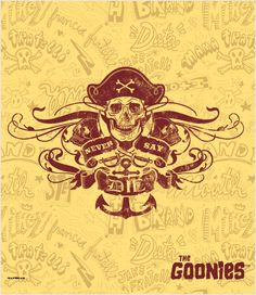 Goonies Artwork