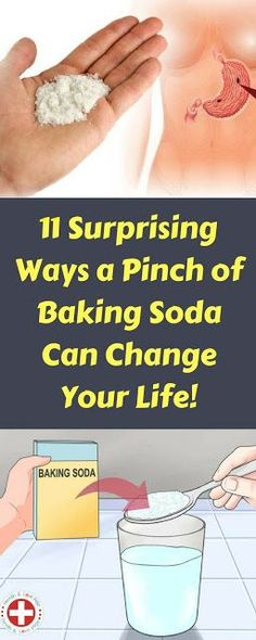 11 Marvelous Health Uses of Baking Soda You Probably Didn't Know