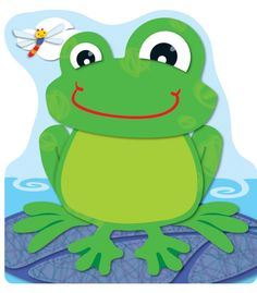 1000 Images About Theme Funky Frogs On Pinterest