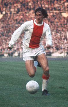 Johan Cruyff, Ajax de Amsterdam.