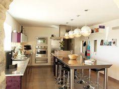 Table haute on pinterest cuisine cuisine ikea and for Brick meuble quebec
