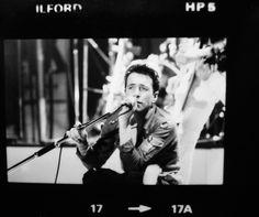 photomusik:  Joe Strummer (1978)