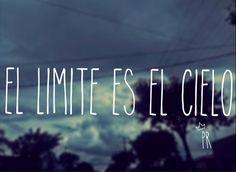 El limite es el cielo  @ http://www.escribircanciones.com.ar/ #rock por siempre  #patricio rey,  rock argentino