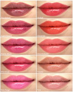 Tarte Tarteist Lip Paint Review And Swatches Beauty