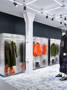 Kenzo's creative directors craft Milan flagship store