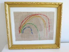 Cool project from www.kiwicrate.com/diy: Simple Sewing Rainbows