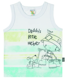 Baby Clothing - Catalog: 2014 Cruise Line.   Name: Daddy's Little Helper Outfit. Available in 3 colors with matching shorts.