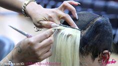 Partial Quick Weave - Clipper Haircut Tutorial [Video] - http://community.blackhairinformation.com/video-gallery/weaves-and-wigs-videos/partial-quick-weave-clipper-haircut-tutorial-video/