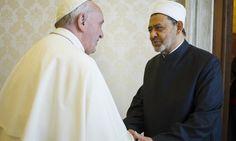 Il Grande Imam di Al Azhar condanna l'uccisione di p. Jacques Hamel in Francia