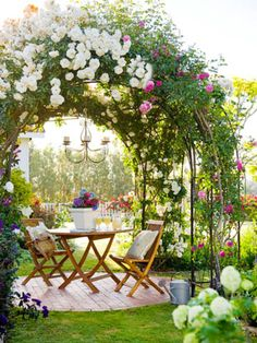 35+ Perfect Garden Design Layouts For Beautiful Landscape