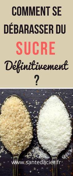 Astuces pour maigrir | Astuces pour arreter le sucre | Comment manger moins de sucre | Comment arreter le sucre | Perte de poids astuces | Astuces minceur | santedacier.fr
