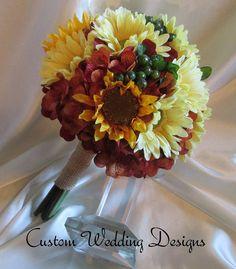 Great for that Fall Wedding or that Barn by Customweddingdesigns, $95.00