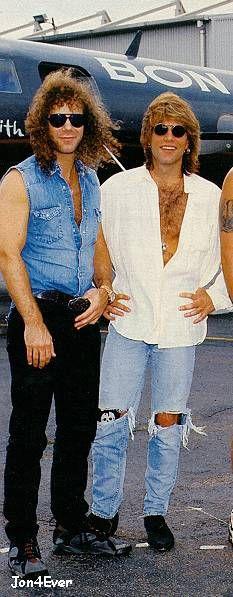 David Bryan Jon Bon Jovi
