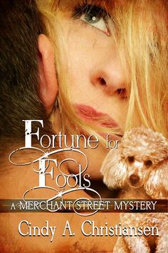 Normally a risk-taker, Zeke can't apply that to love. All women are gold diggers. When he takes a painting to Lavinia at her art gallery to be authenticated and she discovers a hidden map to valuable gold coins, will she be able to prove to Zeke that her motives are pure? Can she and her poodle, Vivete, convince Zeke that fortunes are for fools and love is everlasting?