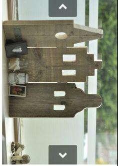 DIY raamscherm grachtenhuisjes