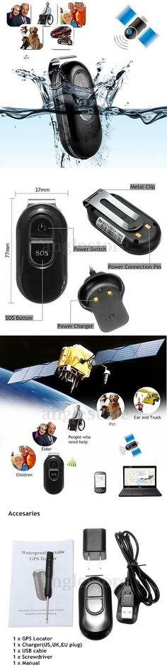 Tracking Devices: Lk106 Gps Gsm Gprs Tracker Locator For Child Pets Dogs Auto Vehicle Waterproof -> BUY IT NOW ONLY: $31.99 on eBay!