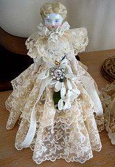Altered Charlotte doll