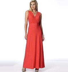 Patterns for Long Dresses