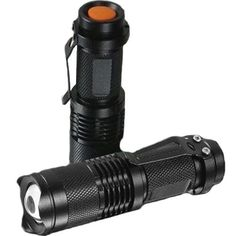 Lanterna Led Cree, Lanterna Tática, Lanterna Tática Police Power Style, Mini Lanterna, Recarregável. Para comparar preços e ofertas entre no site!