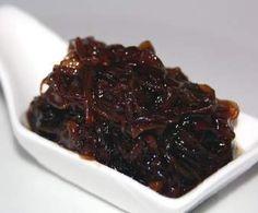 Cebolla Caramelizada al Pedro Ximenez
