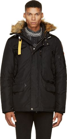 Parajumpers - Black Right Hand Eco Jacket