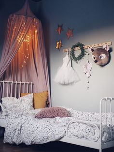Jul hos oss Jul hos oss The post Jul hos oss appeared first on Homemade Crafts. Ikea Minnen Bed, Princess Room, Kids Room Design, Little Girl Rooms, Baby Room Decor, Girls Bedroom, Ikea Girls Room, Boy Room, Decoration