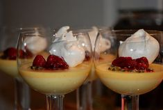 Pie Dessert, Dessert Recipes, Mousse, Desserts In A Glass, Pudding Desserts, Frappe, Breakfast Recipes, Food Porn, Good Food