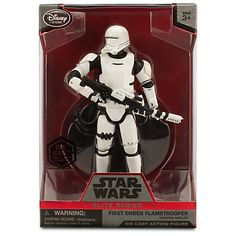 FO FLAMETROOPER | Disney Store exclusive ELITE SERIES 2015 | swmycollection.com