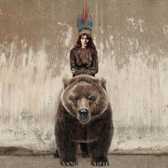 .beautiful bear