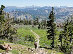 Desolation Wilderness Mount Tallac Trail 2