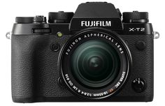 The X-T2 offers outstanding image quality with FUJIFILM's color reproduction formulated over 80 years, advanced AutoFocus functions and 4K high def