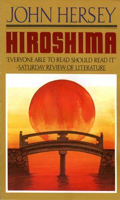 Lyssa humana: First Lines: John Hersey - Hiroshima