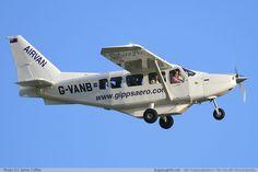 Gippsland GA-8 Airvan #aviation #aircraft #ga #single #piston #transport #australia