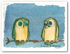 ZzzonkOwl... May 13, 2014    Read about my newest Featured Etsy Shop: ♦ Elissa Sue Watercolors ♦