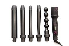 5-in-1 Curling Wand bombay hair $160