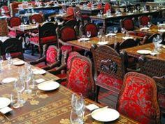Gilgamesh, Chalk Farm Road London NW1 8AH - Asian Restaurant in London