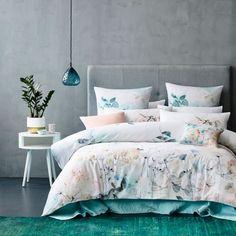 Mercer + Reid Hummingbird - Bedroom Quilt Covers & Coverlets - Adairs online