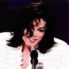 """ Michael Jackson receives Legend Award [35th Grammy Awards, 1993] """