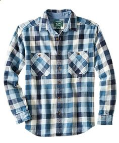 9d60b8e639d    Homespun Flannel Shirt Mens Flannel Shirt