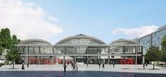 Paris' Station F to open in April 2017 with 1,000 startups, VCs, Facebook, and giantexpectations by @obrien 440marketinggroup.com