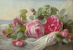 art-and-things-of-beauty: Theude Grönland (1817-1876) Oil on panel 22,2 x 32,5 cm.