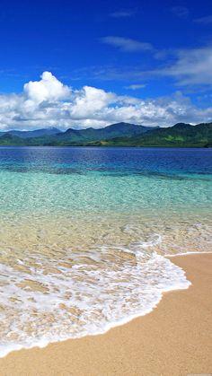 Ocean Waves, Ocean Beach, Mar E Terra, Beach Canvas Art, Beach Color, Pinterest Pin, Beach Wallpaper, Beach Scenes, I Love The Beach