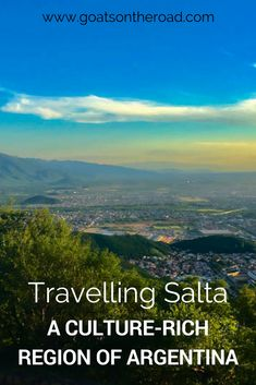 When planning our travels around Argentina, our eyes were always drawn to Salta. In the Northwest of Argentina, Salta is filled with culture...