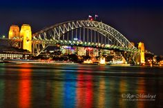 Photo by Rajiv Mundayat Sydney Harbour Bridge, Travel, Voyage, Viajes, Traveling, Trips, Tourism