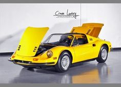 1974 246 Dino GTS