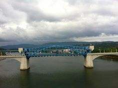 Billowing Clouds, Chattanooga, TN, photo by Harvey Weiss